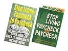 Thumbnail Stop Living Paycheck to Paycheck  by Jim Donovan